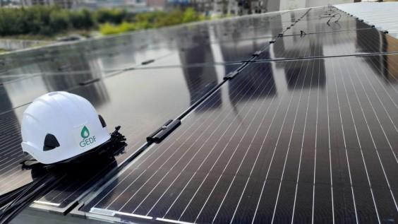 მზის ენერგია ბათუმის სკოლებს